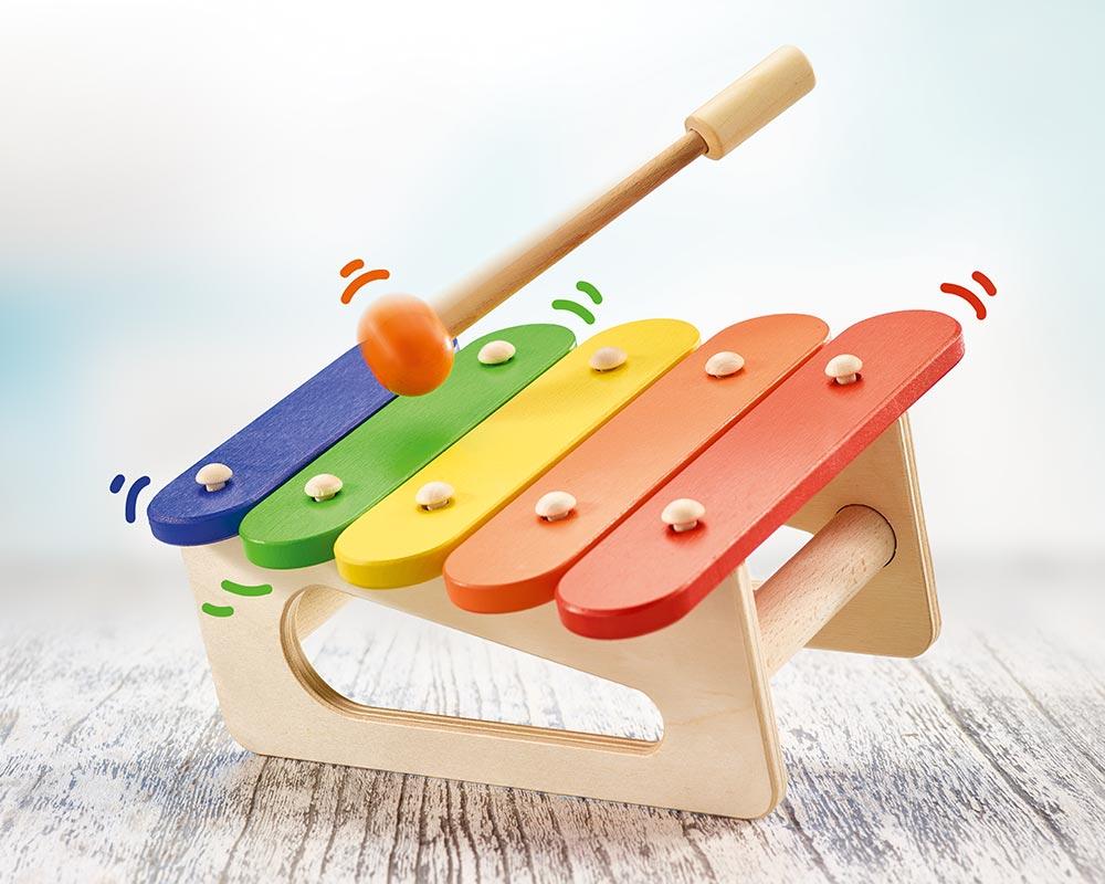 wooden xylophone baby children musico