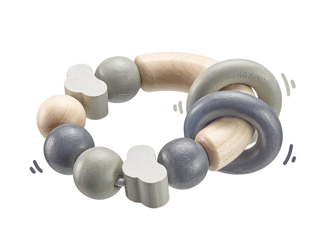 wooden grabbing toy grey bellybutton