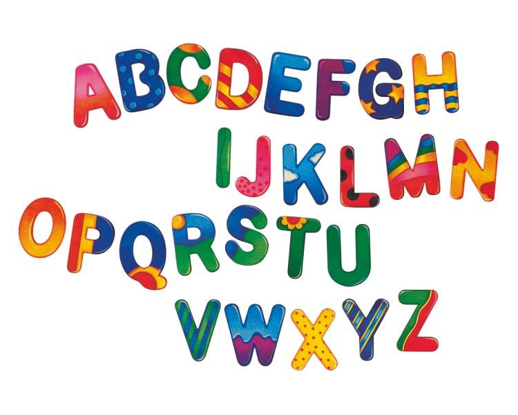 Holzbuchstaben fürs Kinderzimmer, A