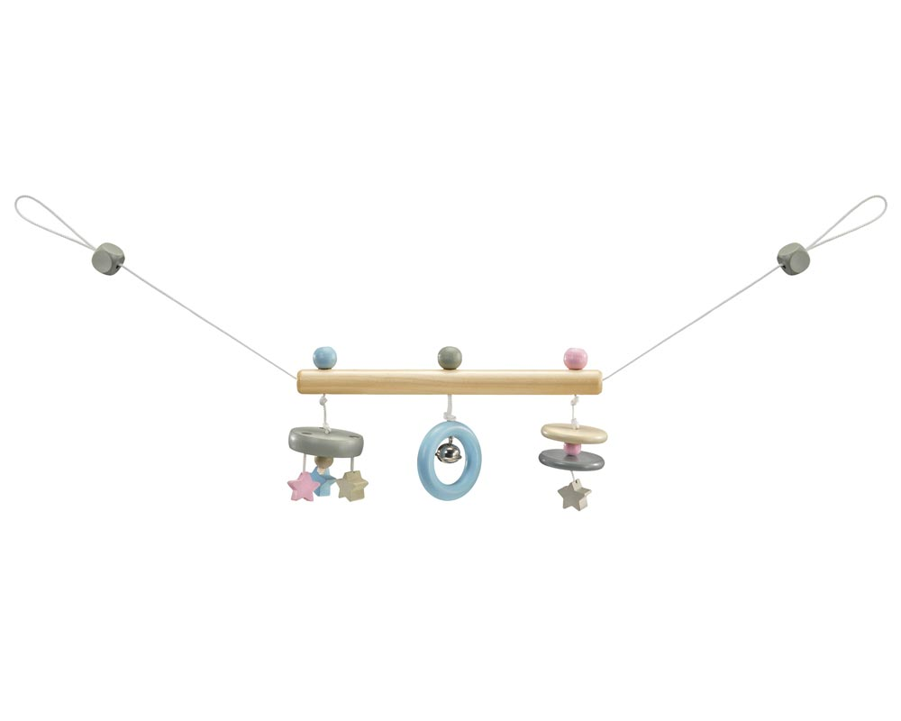 wooden pram chain bellybutton