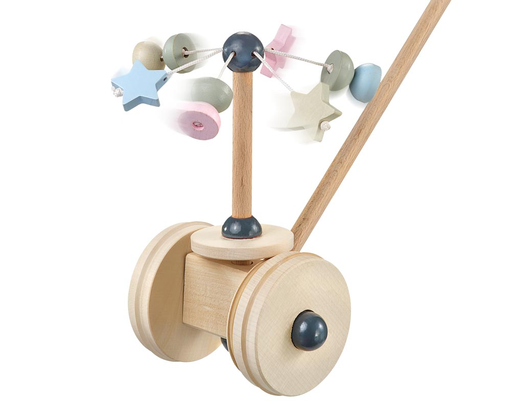 wooden push along toy bellybutton