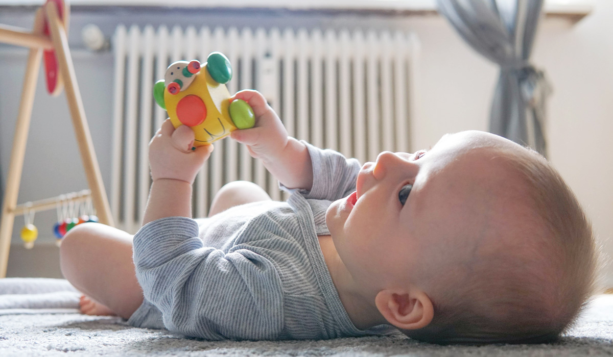 The children's room: from baby to small child. What do you need to be aware of? Advice