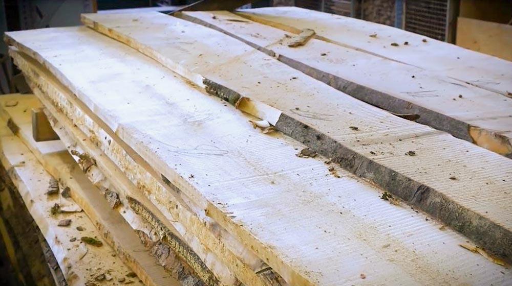 Selecta wood Production