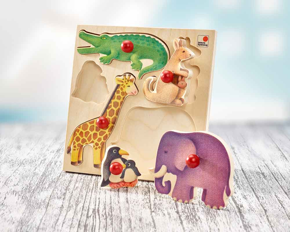 shape puzzle baby zoo