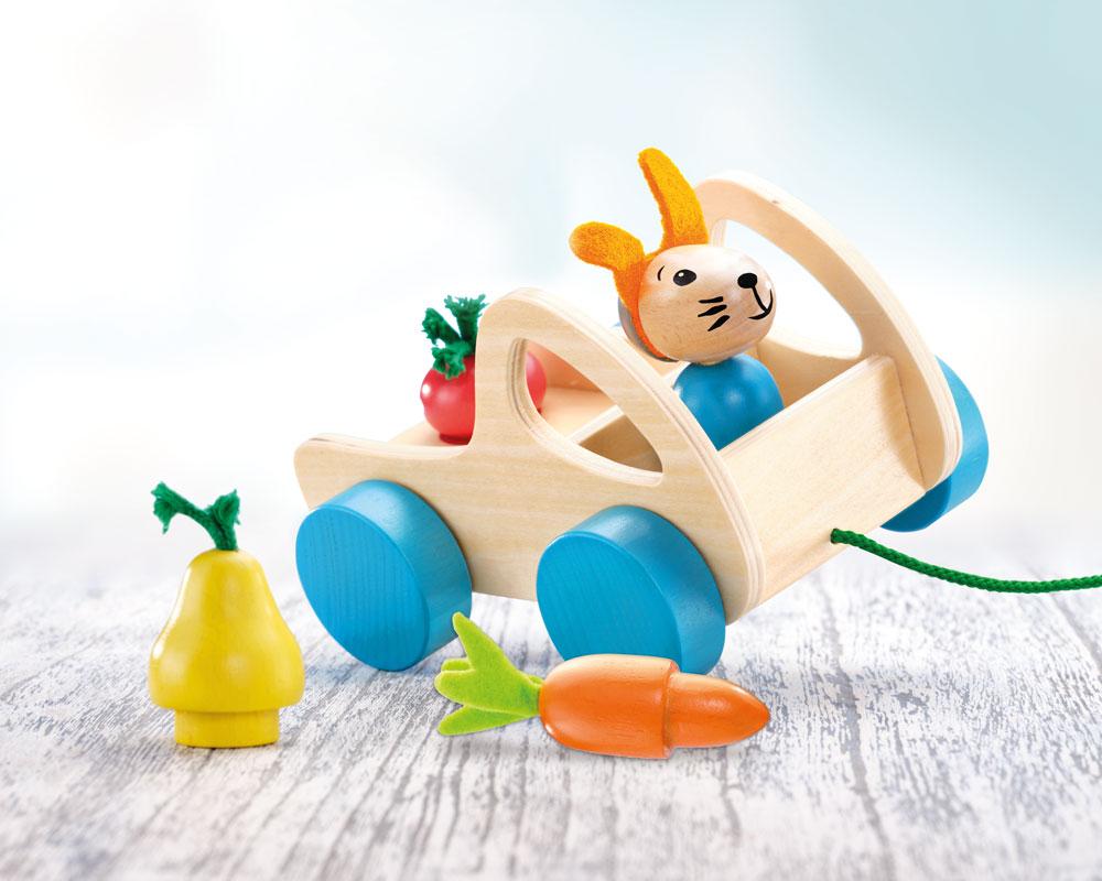 Verdurino wooden toy