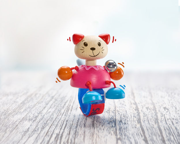 Buggy toy, cat